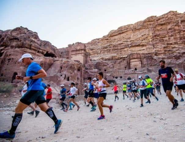 Maratón del Desierto de Petra