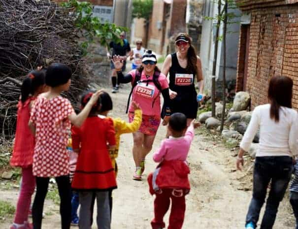 Maratón de la Gran Muralla China