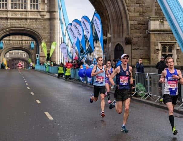Media Maratón de Londres