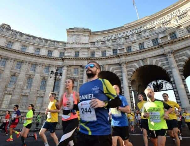 Media Maratón de Londres